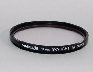 Cokin Genuine Cokinlight SKYLIGHT 1A mm Lens Filter Made in France B00357