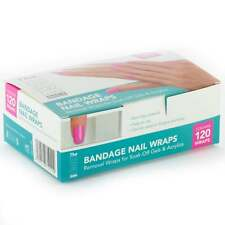 Edge Nails Professional Nail Wraps - Bandage Nail Wraps Soak-Off Gel (2011006)