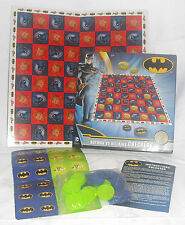 NEW BOXED BATMAN vs VILLAINS 2 PLAYER CHILDREN'S BOARD GAME CHECKERS DRAUGHTS