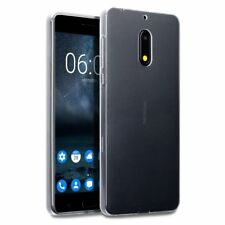 COQUE NOKIA 6 TRANSPARENT CLEAR GEL SILICONE SOUPLE (TPU)