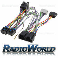 Saab 9-3 , 9-5 2006+ Handsfree Bluetooth Parrot Adaptor ISO Lead