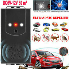 USB Ultrasonic Pest Mouse Rat Rodent Control Repeller Deterrent Engine Protector