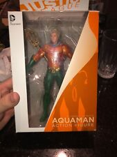 DC Direct Toys New 52 JLA Justice League of America AQUAMAN 6in Action Figure.