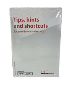 Verizon Wireless LG enV2 User Guide Manual English & Spanish Tips Hints - NEW