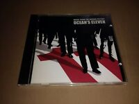 MUSIC FROM THE MOTION PICTURE * OCEAN'S ELEVEN * CD ALBUM EXCELLENT 2001