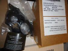 Us Army Navy 1988 gas Mask Rubber USMC máscara antigas Desert Storm m40 gay Medium