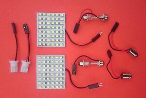 X2 LED INTERIOR LIGHT UPGRADE - DELICA L400 L300 PAJERO SHOGUN L200