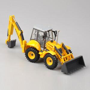 New Holland 1:50 Diecast Excavator Truck Toy 00190 Engineering Vehicles
