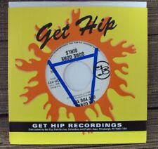 """GORE GORE GIRLS Keep Your Hands Off My Baby 7"""" NEW red vinyl garage-rock Get Hip"""