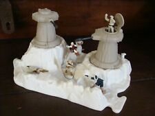Vtg Star Wars MICRO Collection HOTH TURRET DEFENSE Playset 1982 Near Complete