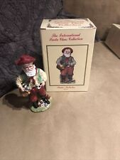 The International Santa Claus Collection Figurine Vintage Padre Nicholas Brazil
