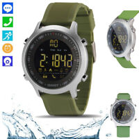 Waterproof Bluetooth Smart Watch Sport Watch For Android Samsung J7 Pro J6 J5 J4