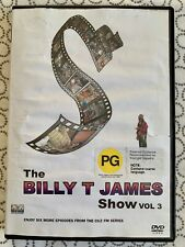 The Billy T James Show - Vol 3 (DVD 2004) Ilona Rodgers, Tania Wehi - Region 4