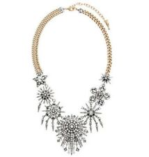 Chloe and Isabel Starburst Statement Necklace - N478SGCL - New in Box
