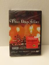 Three Days Grace - Live At The Palace 2008 (DVD, 2008, Explicit) New Sealed
