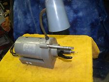 Reliance Duty Master 1/2 HP 3450 rpm Dental Lab Polishing Lathe quick chuck