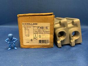 "Hubbell Killark FXB-5 Feed Through Splice Box for Seal-X 3/4"" *Box 2"