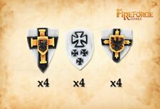 Fireforge Games - Teutonic shields