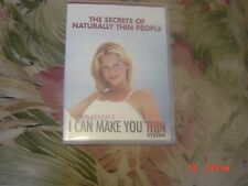 The Secrets of Naturally Thin People (DVD) Paul McKenna's I can make you thin
