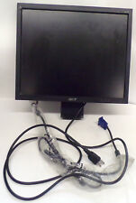 "ACER LCD MONITOR V173, 17"" SCREEN"