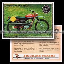 #pnsm75.186 ★ ZÜNDAPP MC / GS 125 ★ Panini Super Moto 75