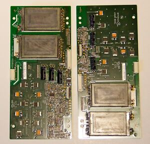 VIT71872.50 & VIT71872.51 Inverter-Boards Set slave & master 42LG5000, 42LG5010