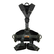 Fusion Climb Tac Rescue Tactical Full Body EVA Padded Heavy Duty Harness M-L