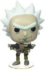 Funko ¡ pop vinilo Rick & Morty Weaponised figurita coleccionable modelo Número