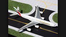 EMIRATES Airbus A340-500 Large Diecast Model Gemini 1:400 Scale Metal A6-ERH