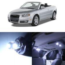 21 x Error Free White LED Interior Light Kit For 2002 - 2008 Audi A4 S4 + TOOL