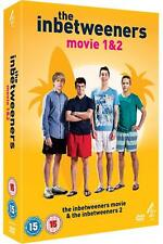 The Inbetweeners Movies 1 & 2 - Double Feature (DVD)~~~Simon Bird~~~NEW & SEALED