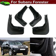 Car Mud Flap Splash Guard Fender Mudguard Mudflap For Subaru Forester 2009-2012