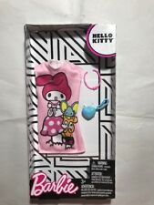 New Barbie Hello Kitty (My Melody) Fashion Pack