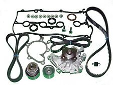 Timing Belt Kit Mazda Protege 99-00 (1.8L) WATER PUMP TENSIONERS GASKETS SEALs