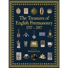 THE TREASURES OF ENGLISH FREEMASONRY 1717 - 2017 - MASONIC BOOK