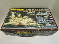 1977 MEGO MICRONAUTS BATTLE CRUISER W/BOX