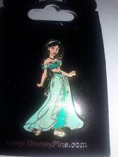 Princess Jasmin Disney Pin New On Card