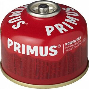 Primus Power Gas 4 Season Mix Propane, Isobutane, Butane for Camping Stove 100g