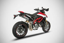 Zard Muffler Slip On 2-2 Top Gun Ducati Hypermotard 950/Sp Since 2019