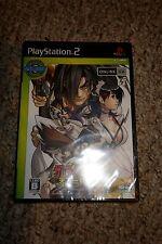 Samurai Spirits: Tenkaichi Kenkakuten (Sony PlayStation 2, 2006) NEW BEST Japan