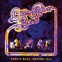 LITTLE RIVER BAND – PAUL'S MALL, BOSTON 1977 (NEW/SEALED) CD