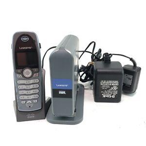 Linksys CIT400 Cordless Internet Telephony Phone Kit Supports SKYPE