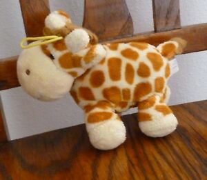 "CHOSUN Decorative Plush GIRAFFE 6"" X 6"" not a toy Hangs with Head Loop"