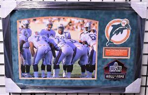 Dan Marino Miami Dolphins Signed & Framed Photo (Large) - Fanatics Authentic