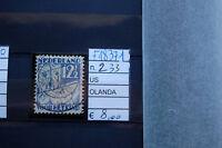 FRANCOBOLLI OLANDA USATI N°233 (F18371)