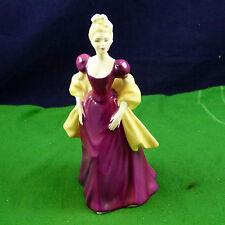 VINTAGE ROYAL DOULTON Figurina Loretta hn2337 1965 Cina P698 USC