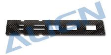 Align Trex 500 Pro Carbon Bottom Plate/1.6mm H50160