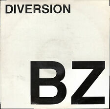 """DIVERSION - BZ - 12"""" Newt Records TOAD001 5024601100018 Cheese Henry Time Of 101"""