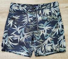 Patagonia Mens Shorts Size 35 Minimalist Wavefarer Board Shorts 19 Black