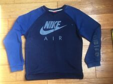 Kids Childs Nike Air Max Sweat Shirt Top Pullover Jumper Size 12-13 Years